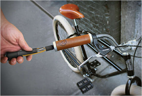 Hidden Bicycle Tools