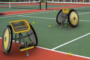 Wheelchair by Mariana Bradichansky Enables Disabled Kids to Play Sports