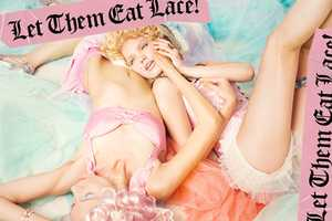 Let Them Eat Lace by Nicoline Patricia Malina is Sophisticated