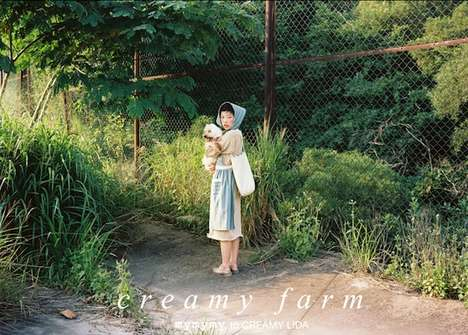 mymymy creamy farm china fashion