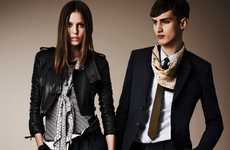 Debonair Suited Separates - The Burberry Prorsum Resort 2013 Collection is Elegantly Refined