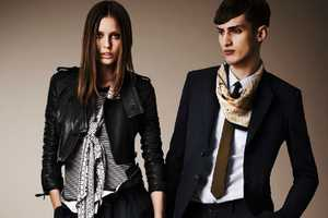 The Burberry Prorsum Resort 2013 Collection is Elegantly Refined