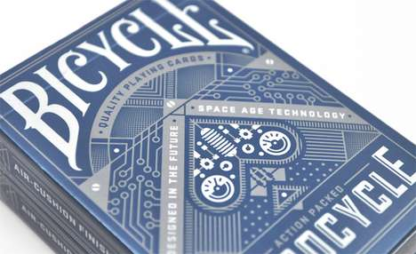 theory 11 robocycle playing cards