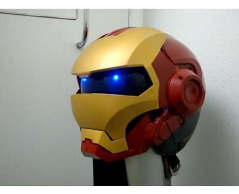 robust superhero helmets