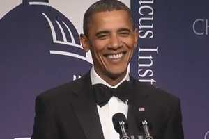 Barack Obama Sings Call Me Maybe With Poise