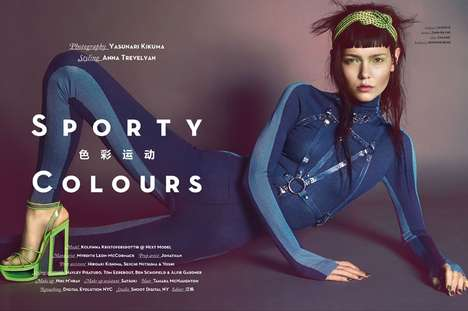Vision China Sporty Colours