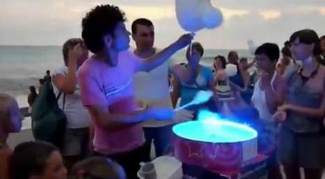 cotton candy dancing pro