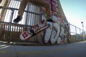 The 'GoPro BacPac' Campaign Video Features Ryan Sheckler