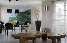 Woodland-Inspired Interiors