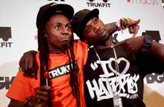 Celebrity Rapper Streetwear - Trukfit by Lil Wayne is Headed to Macy's Department Stores