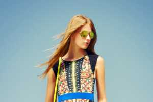 The BCBG Max Azria Resort 2013 Collection is Bold and Punchy