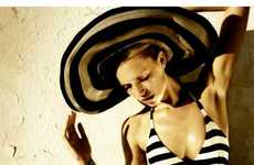 75 Floppy Hat Photoshoots