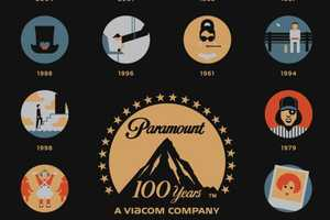 DKNG Studios Celebrates '100 Years of Paramount Pictures'