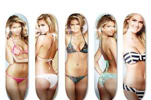Skate Upton Lets You Ride the World's Hottest Model