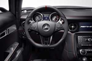 The 2013 Mercedes-Benz SLS AMG GT is Trimmed to Perfection