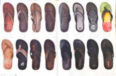 Life-Saving Altruistic Sandals - Beautiful Feet Provides Footwear to Those Who Need it Most
