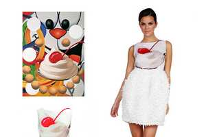 Limited Edition Clothing by Lisa Perry and Jeff Koons is Artsy
