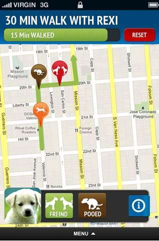 Swifto Dog Walking App