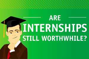 The 'Are Internships Still Worthwhile?' Graph Lays