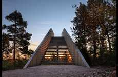 Heavenly Nature Stairways