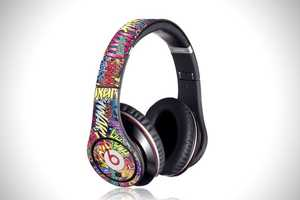 The Beats by Dr. Dre Gelaskins Add Personality to Your Gear