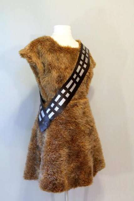 ewok dress