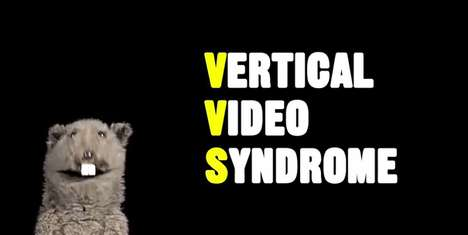 vertical video syndrome a psa