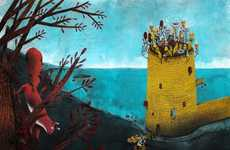 Colorful Imaginative Paintings