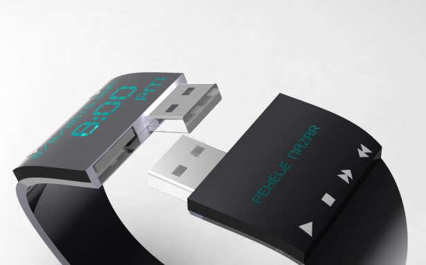 Beat-Pumping Wristwatches