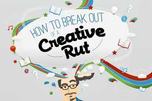 The 'How to be Creative' Infographic Encourages Mistakes and Play