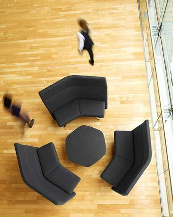 talk furniture by keilhauer