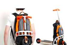 From Solar Power Charging Knapsacks to Indestructable Outdoor Luggage
