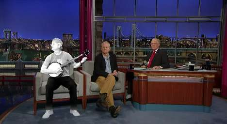 bill murray hologram