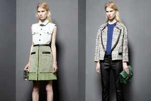 The Proenza Schouler Resort 2013 Redefines Summer Leather