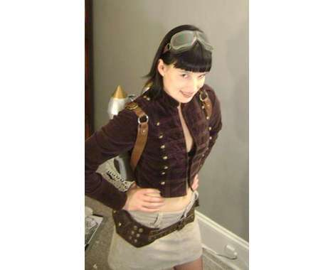 fashionable steampunk finds