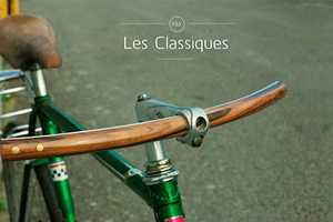The F&Y Classiques Bike Handles Will Add Luxury to Your Wheels