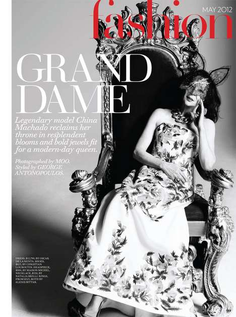 Fashion Magazine Grand Dame