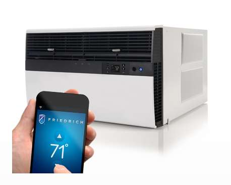 Smartphone-Controlled Air Coolers - The KUHL Wireless Air Conditioner Can Chill Hot Rooms from