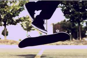 The Adam Shomsky 'WTF Flat Ground Tricks' Video Slows Down Moves