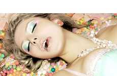49 Candy-Themed Photoshoots