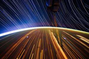 The 'Star Trail' Captures by Astronaut Don Pettit