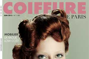 Coiffure De Paris June 2012 Showcases Savvy Hairstyles