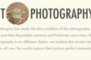 This Photography Industry Infographic Tells an Ever-Changing Story