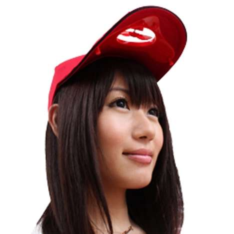 Cooling Cranium Covers - The Thanko Fan Hat Keeps Your Face Fresh and Free of Sweat