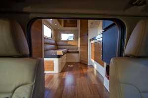 The Siberian Tiger Camper is Tough on the Outside and Opulent Inside