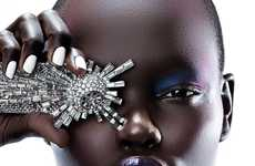 Acutely Accessorized Editorials