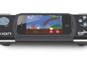 The iCade Mobile Will Make Your Cell More Fun