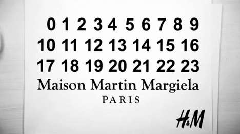 maison martin margiela for hm