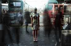 Masked Cyborg Womenswear