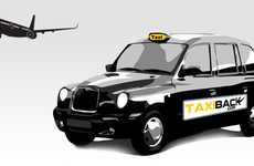 Competing Cabbie Services - Taxiback Makes Taxi Drivers Bid on Your Fare